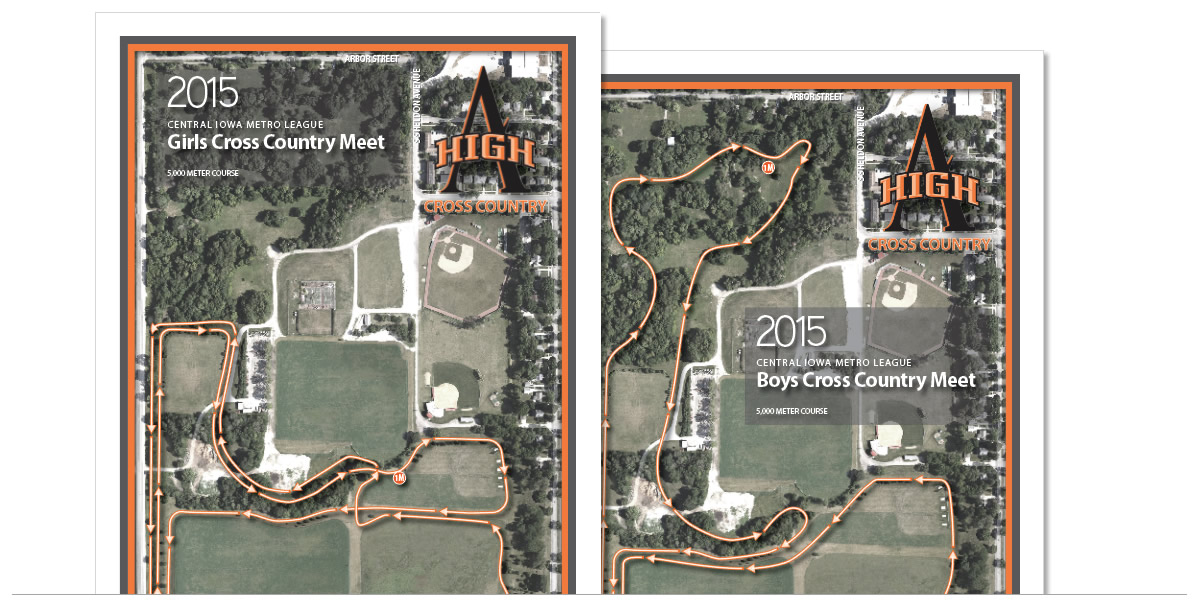 AHS Cross Country Course